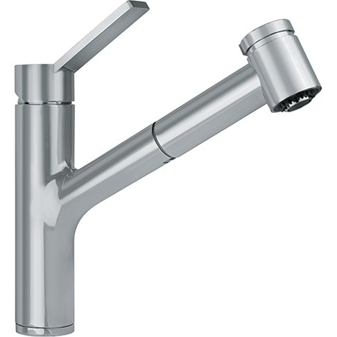 FRANKE FFPS3180 AMBIENT 1-HOLE PULL-OUT KITCHEN FAUCET