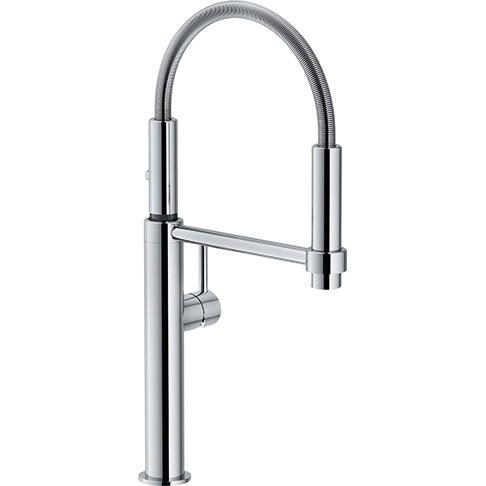 Pescara Single Hole Semo Pro Kitchen Faucet