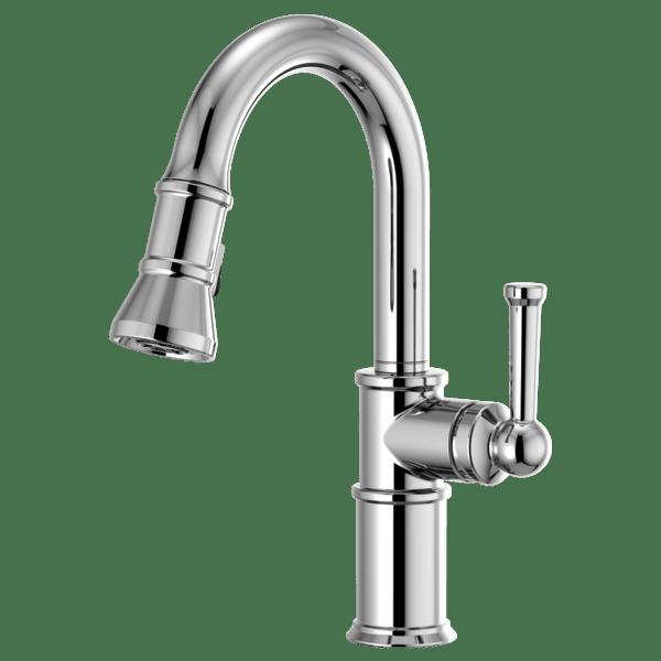 Brizo 63925LF Artesso Pull-Down Prep Faucet