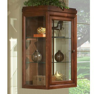 Sagehill Designs MD2418T Contemporary Chamfer Edge Styling Modena 24 Inch Top Linen Cabinet with One Glass Door