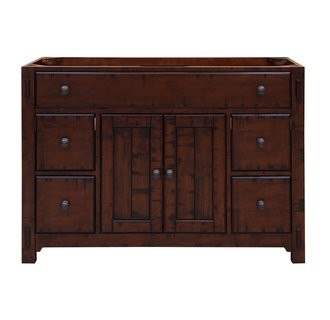 Sagehill Designs MN4821D Milltown 48 Inch Vanity Cabinet