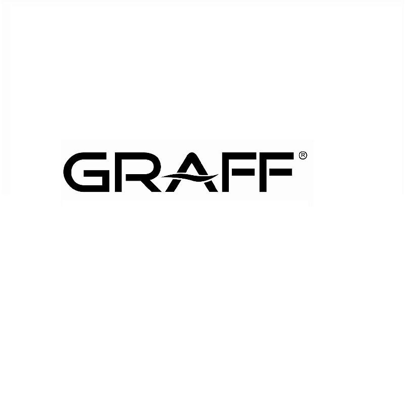 GRAFF GM3.123SE-LM36E0-PC-T AQUA-SENSE FULL SQUARE THERMOSTATIC SHOWER SYSTEM IN POLISHED CHROME (TRIM)