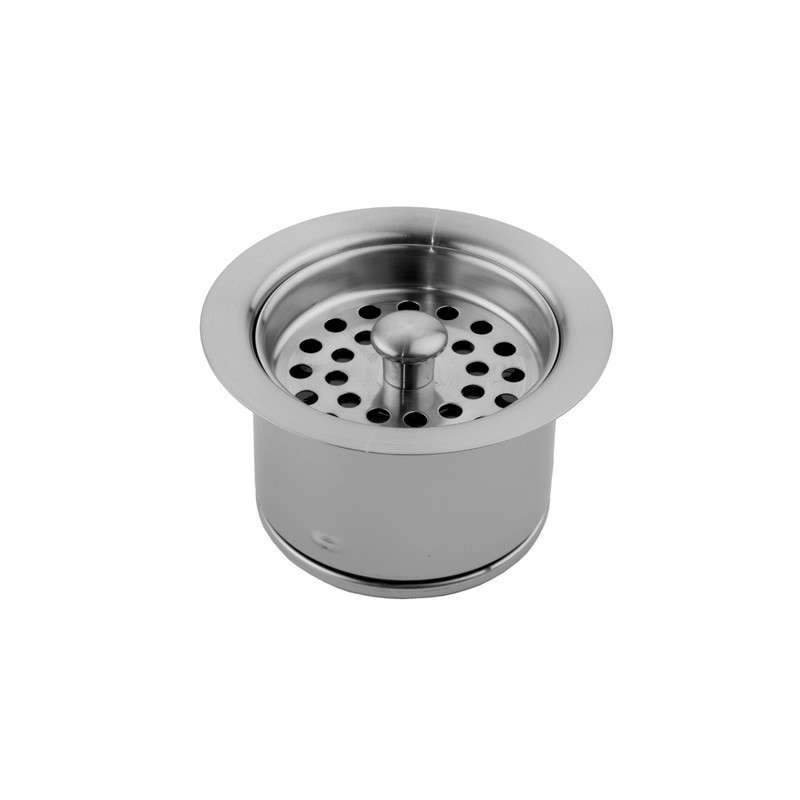 JACLO 2833 EXTRA DEEP DISPOSAL FLANGE WITH STRAINER