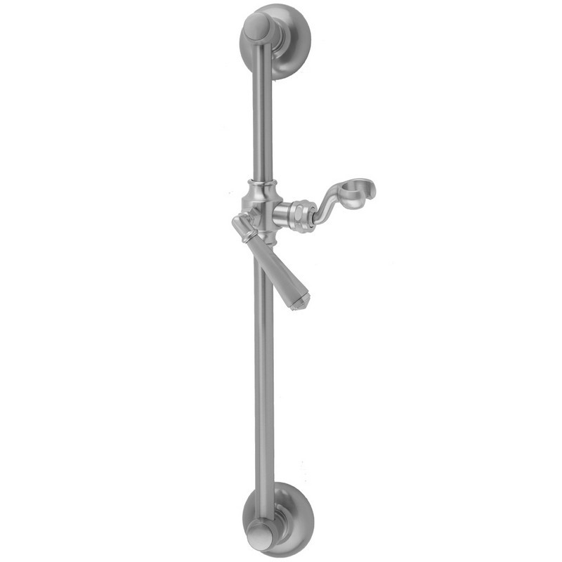 JACLO 7124 24 INCH TRADITIONAL WALL BAR WITH HEX LEVER HANDLE