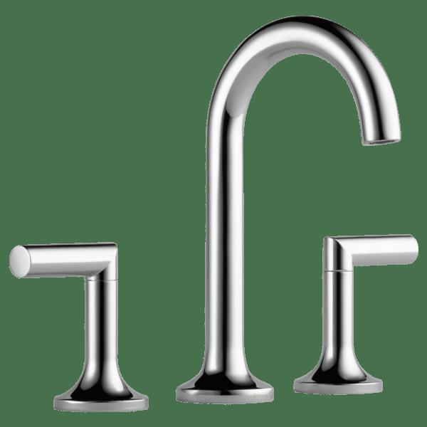brizo 65375lf pc odin two handle widespread lavatory faucet brizo rh kbauthority com brizo bath faucets brizo bathroom faucets amazon