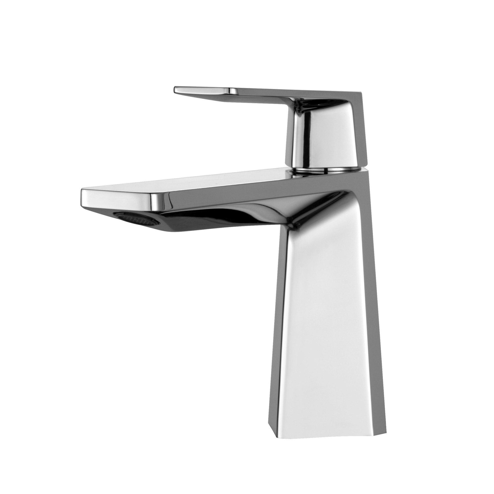 Kraus KEF-15301CH Aplos Single Lever Basin Bathroom Faucet, Kraus ...