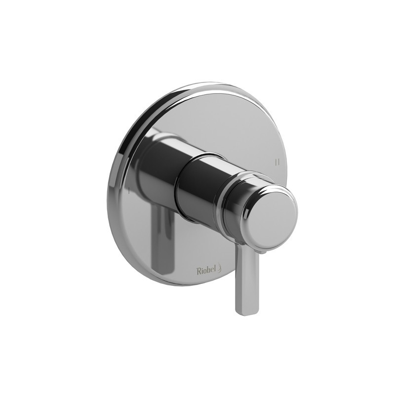 RIOBEL TMMRD44J MOMENTI 2-WAY NO SHARE TYPE T/P (THERMOSTATIC/PRESSURE BALANCE) COAXIAL VALVE TRIM