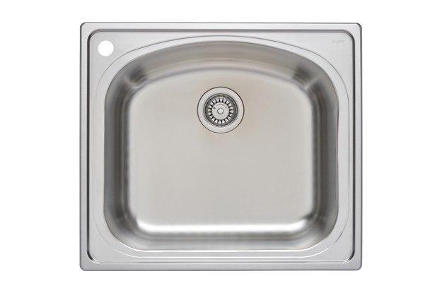 wells sinkware cht2522 8l chicago series 25 inch single bowl topmount kitchen sinks kitchen sink undermount sinks topmount sinks apron      rh   kbauthority com