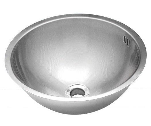 Wells Sinkware JZU1717-7 Jazz Series 16-1/4 Inch Single Bowl Undermount