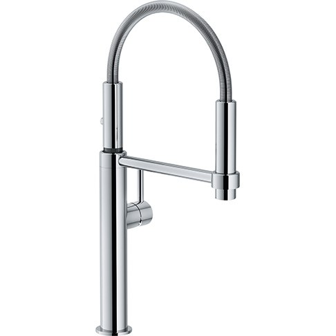 Franke FF4400 Pescara Single Hole Semo-Pro Kitchen Faucet