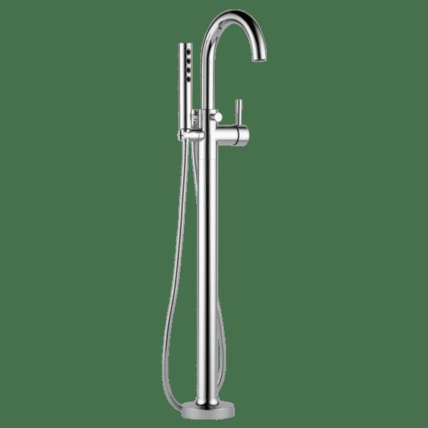 Brizo T70175 Odin Single-Handle Freestanding Tub Filler