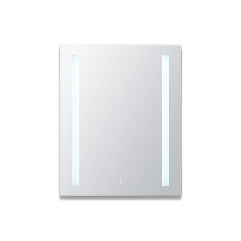 AQUADOM RB-2430R ROYAL BASIC 24 INCH RIGHT HINGE, LED MEDICINE CABINET WITH DIMMER