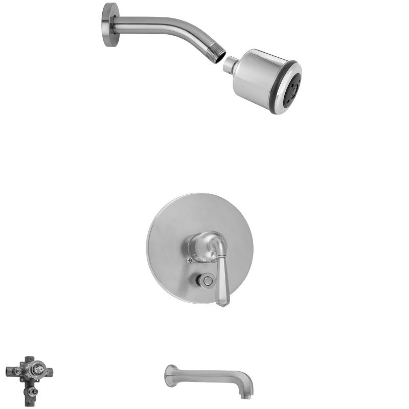 JACLO COMBO PACK #13 TRANSITIONAL SHOWER SYSTEM