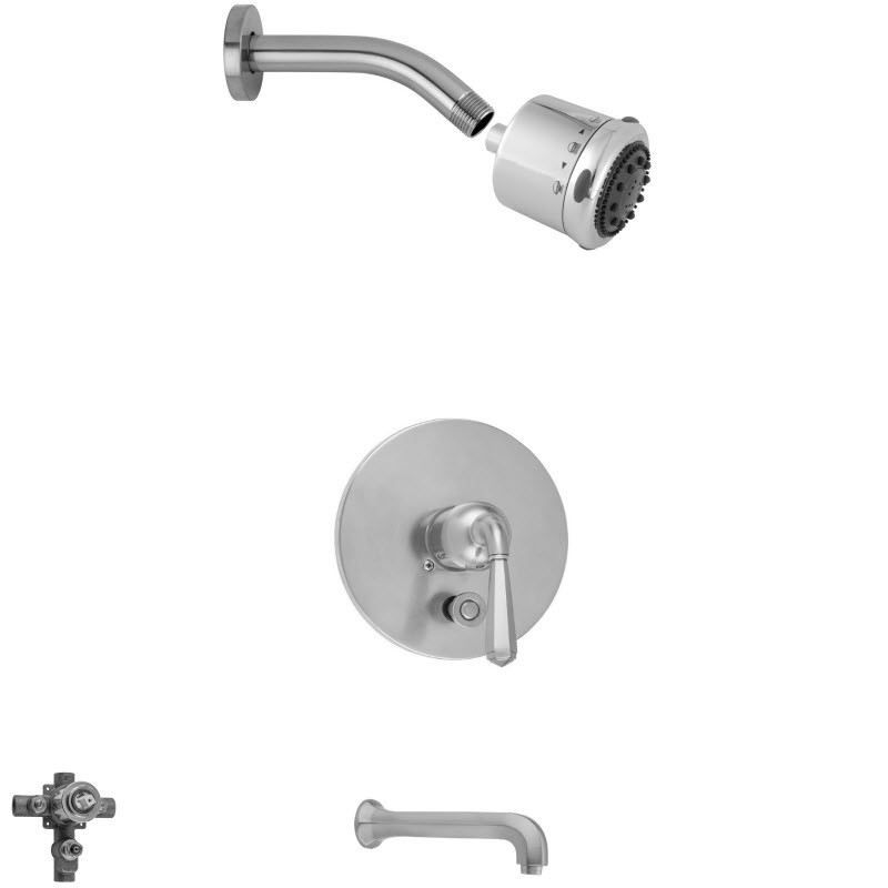 JACLO COMBO PACK #14 TRANSITIONAL SHOWER SYSTEM