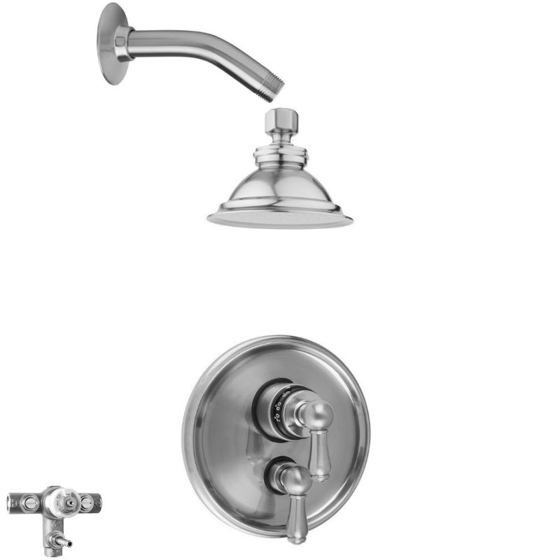 JACLO COMBO PACK #2 TRADITIONAL SHOWER SYSTEM