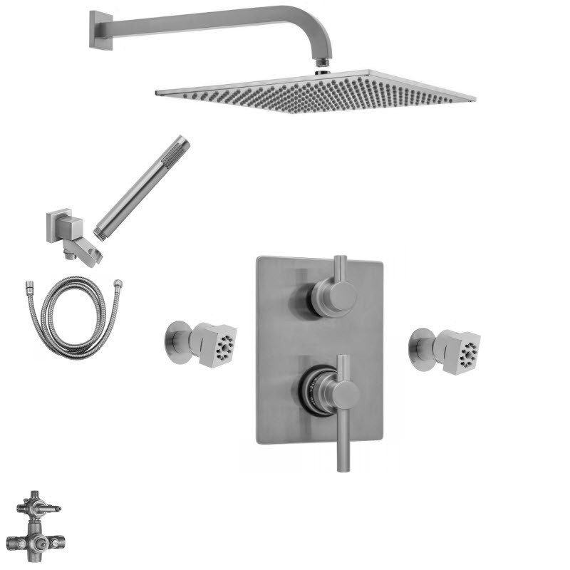 JACLO COMBO PACK #17 MODERN SHOWER SYSTEM