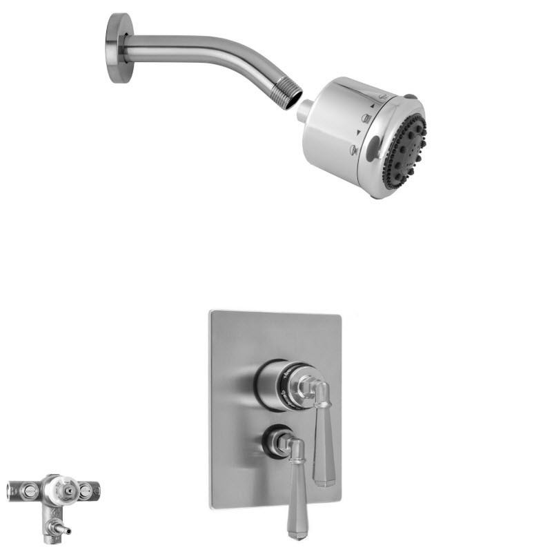 JACLO COMBO PACK #6 TRANSITIONAL SHOWER SYSTEM