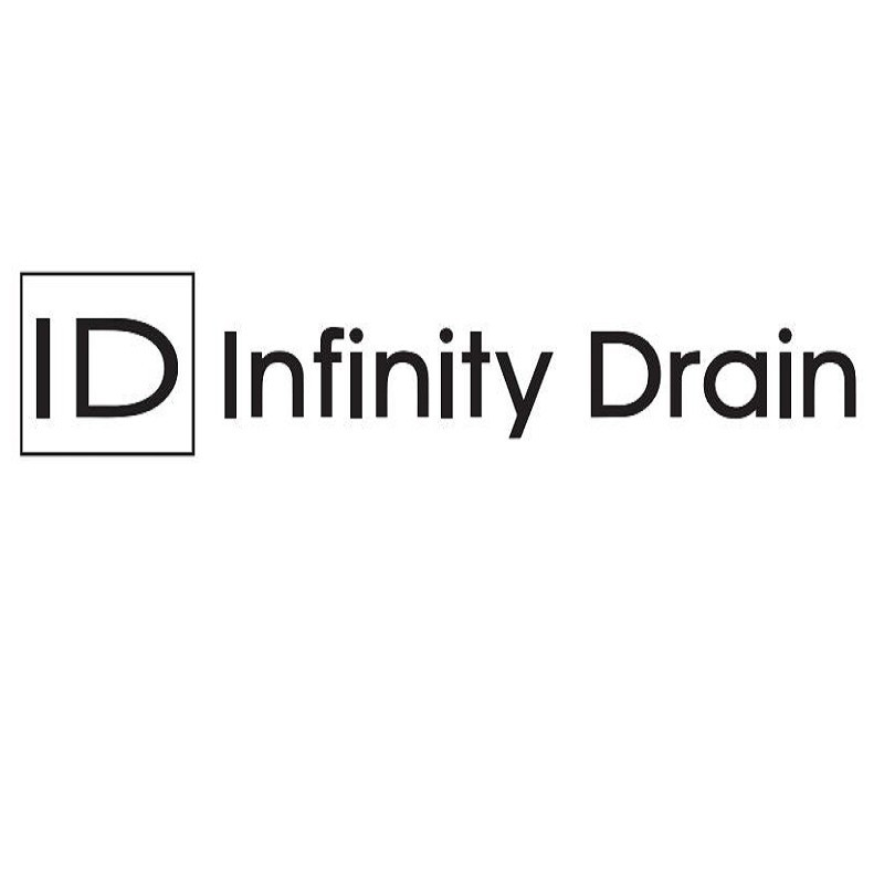 INFINITY DRAIN R 52 5 INCH ROUND STAINLESS STEEL STARINER WITH 2 INCH THROAT