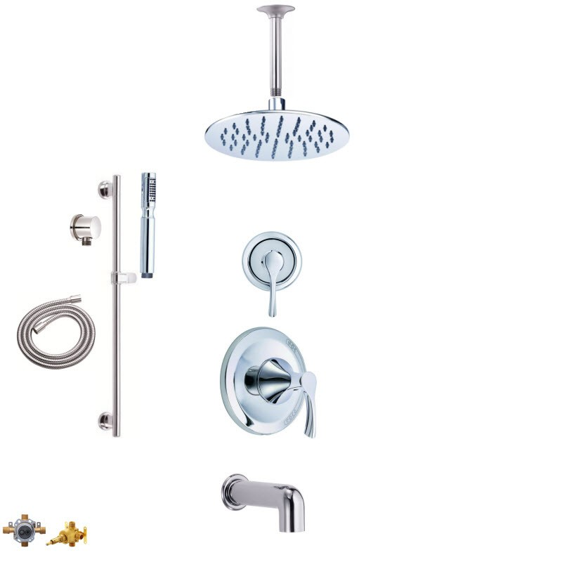 DANZE DRENCH COMBO PACK SHOWER SYSTEM