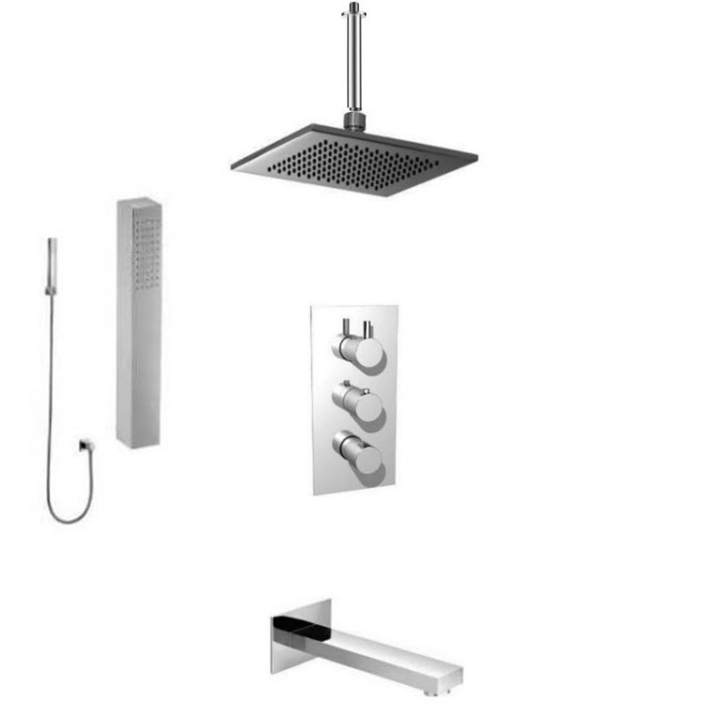 ISENBERG SERIES 200 COMBO PACK SHOWER SYSTEM