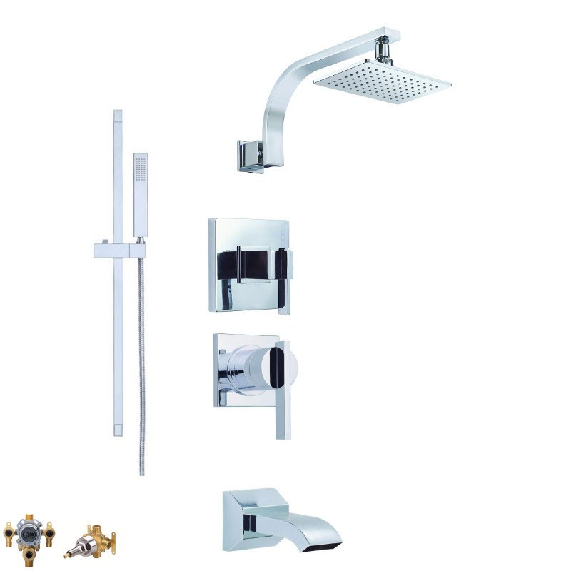 DANZE SIRIUS COMBO PACK SHOWER SYSTEM
