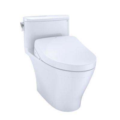 TOTO SS124-01 Toilet Seat in Cotton White