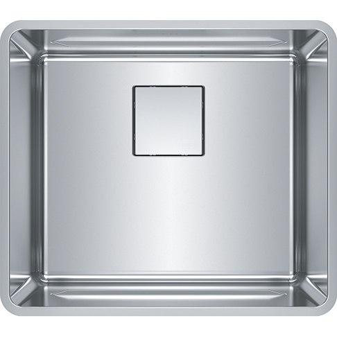 Franke PTX110-20 Pescara 20-5/8 Inch Undermount 18 Gauge Single Bowl Sink