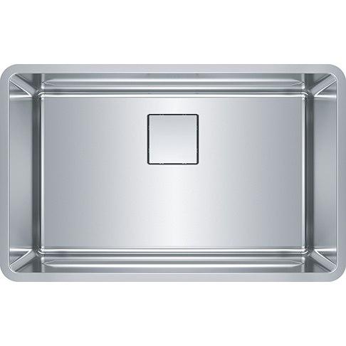Franke PTX110-28 Pescara 29-1/2 Inch Undermount 18 Gauge Single Bowl Sink