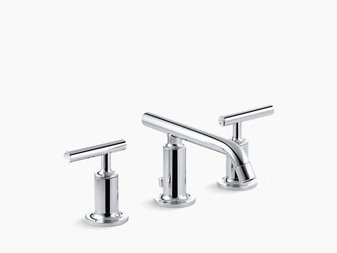 Purist Widespread Bathroom Faucet