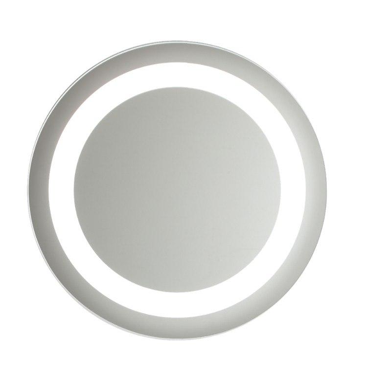 Vanita And Casa 0060-708S Casa 0060-708S Mirror Collection 24 X 24 Inch Large Circular Lighted Mirror