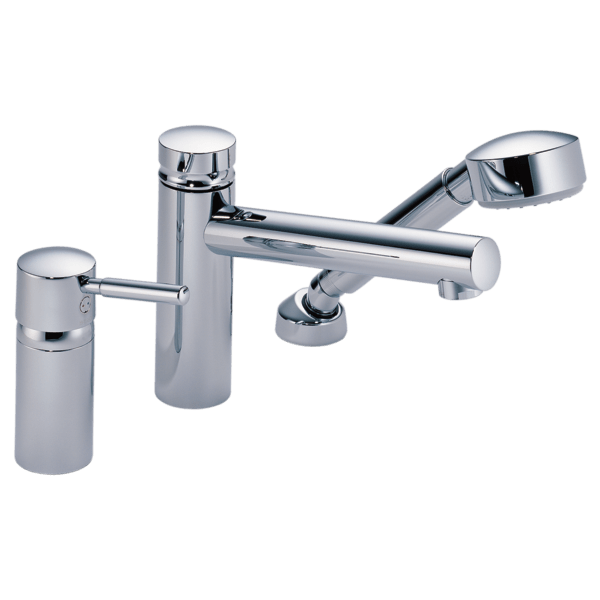 Roman Tub Faucet With Hand Shower 3 Hole.Roman Tub Faucet With Hand Shower 3 Hole Hole Photos In