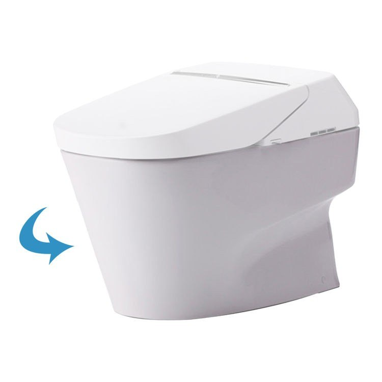 toto neorest elongated dual flush toilet bowl only for 700h less seat