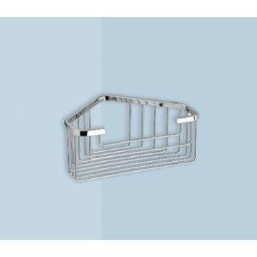 Gedy 2483 Wire Corner Shower Basket