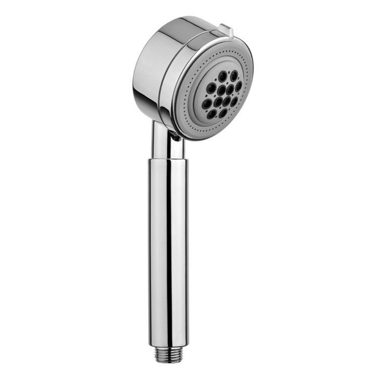 Gedy A011245 Superinox Wall Mounted Shower Column With 3 Way Diverter And Body Jets In Chrome
