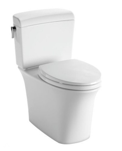 Phenomenal Toto Ss114 Softclose Elongated Closed Front Toilet Seat And Lid Machost Co Dining Chair Design Ideas Machostcouk