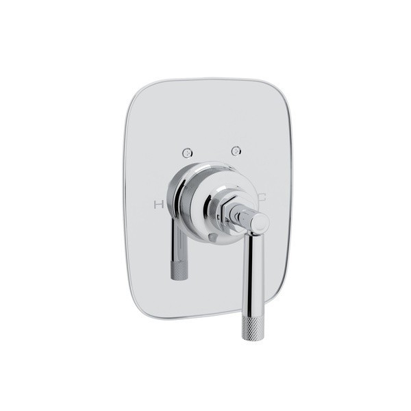 ROHL MB2040LM GRACELINE THERMOSTATIC TRIM PLATE WITHOUT VOLUME CONTROL, LEVER HANDLE