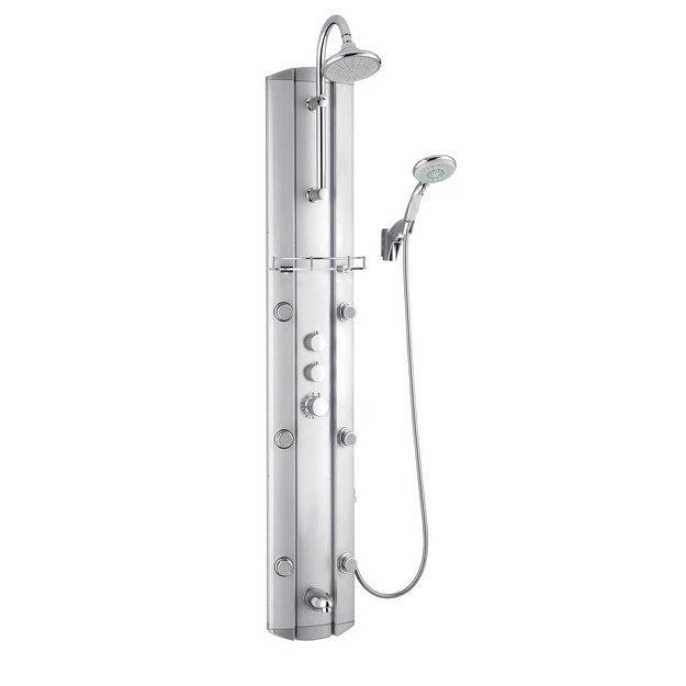 Dreamline SHCM-23580 SHCM-23580 Hydrotherapy Shower Panel with Shower Accessory Holder