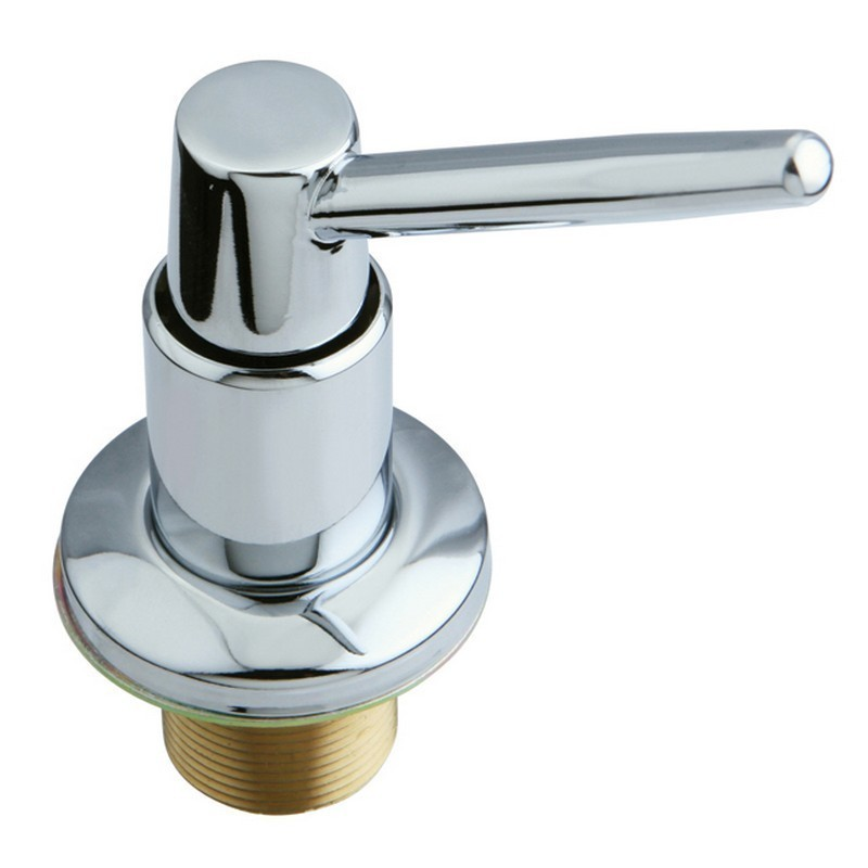 KINGSTON BRASS SD864 WATER ONYX SOAP DISPENSER