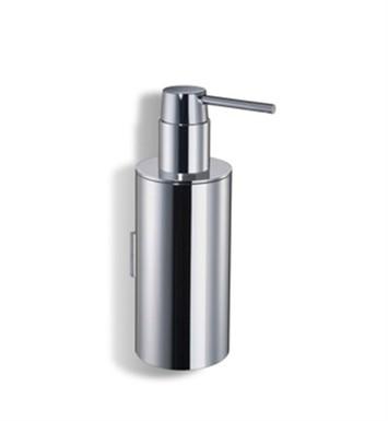WINDISCH 90127 ADDITION FREE STANDING WALL MOUNTED ROUND BRASS SOAP DISPENSER