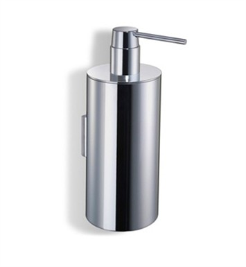 WINDISCH 90128 ADDITION FREE STANDING WALL MOUNTED ROUND SOAP DISPENSER