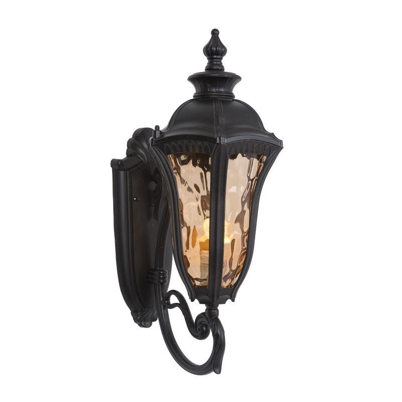 YOSEMITE FL326MUWB STRAFFORD COLLECTION 11.25 CFL EXTERIOR LIGHT