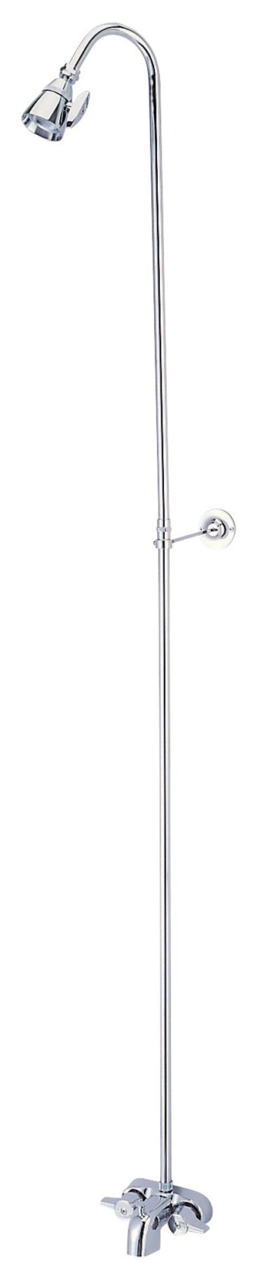 KINGSTON BRASS CC312 VINTAGE CONVERT-A-SHOWER