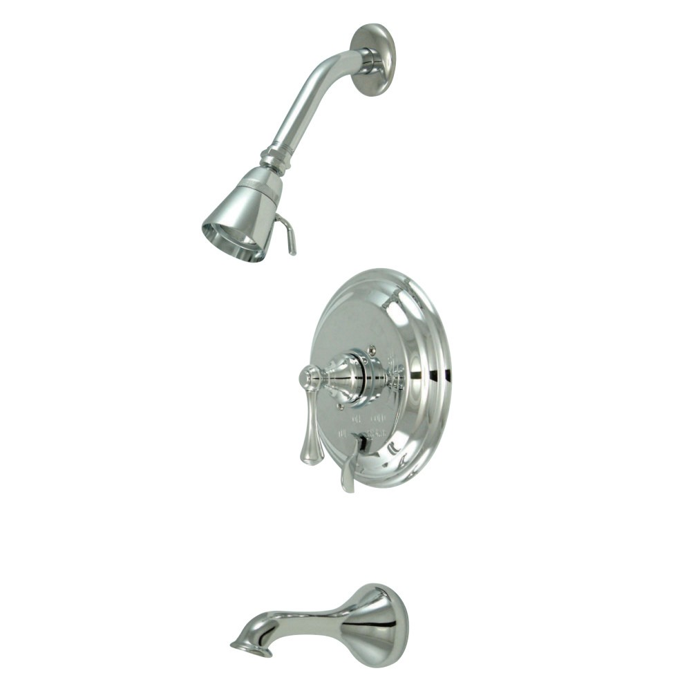 KINGSTON BRASS KB363BL TUB AND SHOWER FAUCET