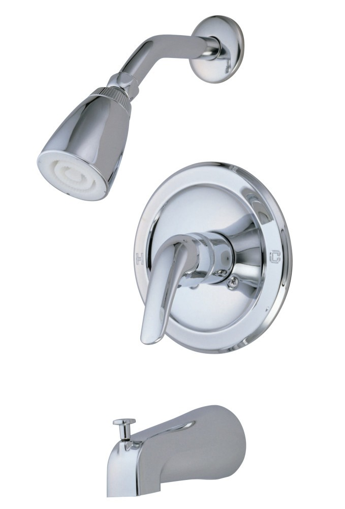 KINGSTON BRASS KB53L TUB AND SHOWER FAUCET
