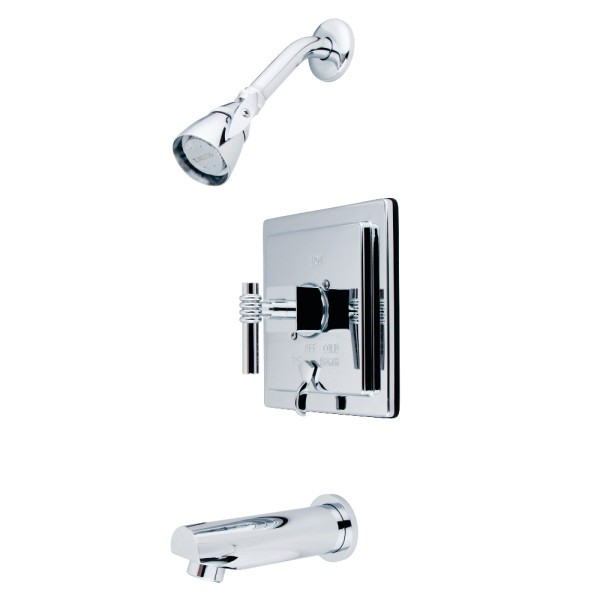 KINGSTON BRASS KB865QL TUB AND SHOWER FAUCET