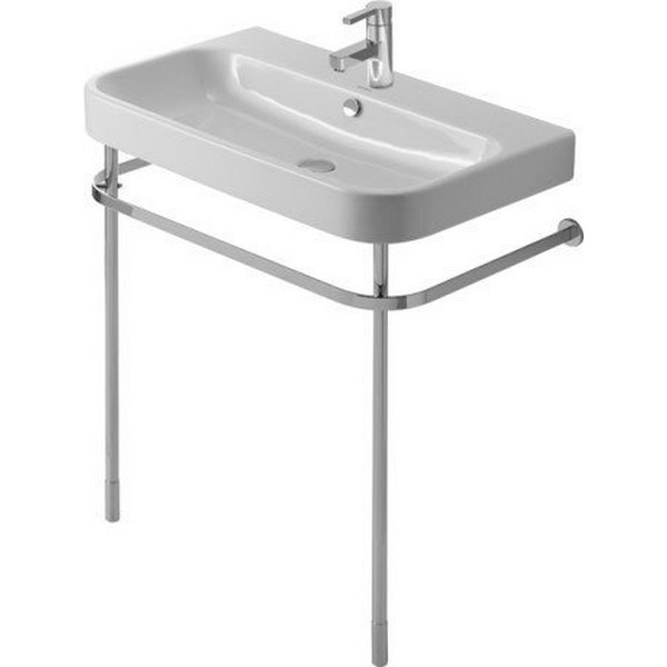 DURAVIT 0030281000 HAPPY D.2 METAL CONSOLE FOR WASHBASIN # 231860 IN CHROME