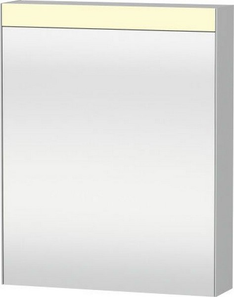DURAVIT LM7840 UNIVERSAL MIRRORS 24 W X 29 7/8 H INCH MIRROR CABINET WITH LIGHT