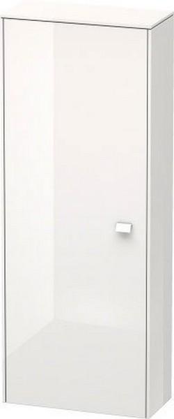 DURAVIT BR1301 BRIOSO 20 1/2 W X 52 3/8 H INCH SEMI-TALL-CABINET WITH CHROME HANDLE