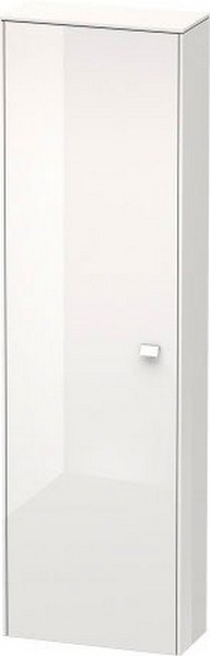 DURAVIT BR1321 BRIOSO 20 1/2 W X 69 5/8 H INCH TALL-CABINET WITH CHROME HANDLE
