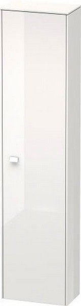 DURAVIT BR1320 BRIOSO 16 1/2 W X 69 5/8 H INCH TALL-CABINET WITH CHROME HANDLE